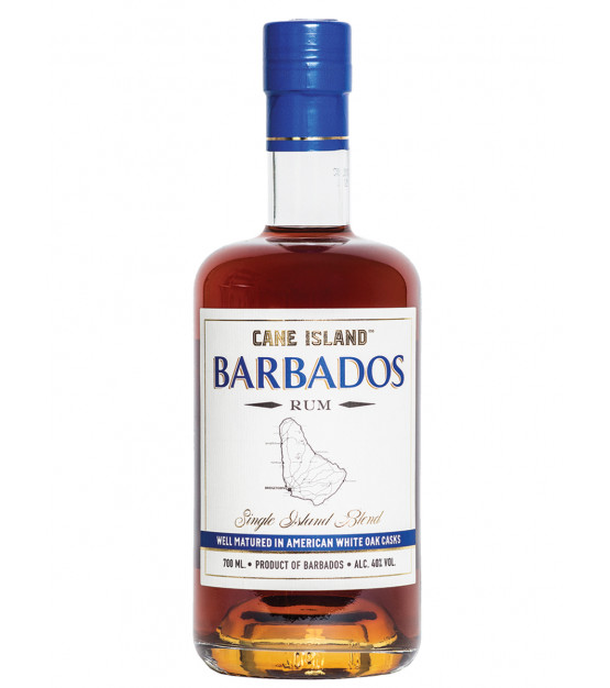 Cane Island barbade single island blend rum