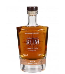 William Hinton 6 ans brandy cask Rhum agricole de Madère