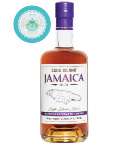 Cane Island jamaique single island blend rum