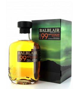 Balblair Vintage 1999 Single Malt