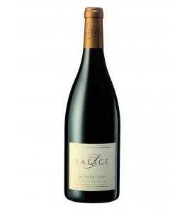 Domaine lafage cuvée authentique côtes du roussillon vin rouge