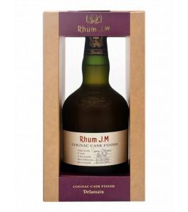 J.M. Rhum Cognac Delamain Finish