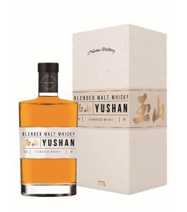 Yushan blended whisky de Taïwan