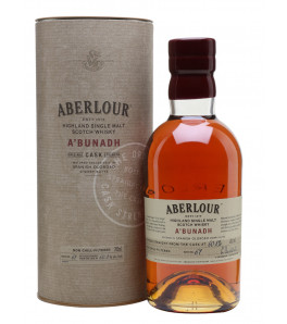 Aberlour A'Bunadh Single Malt 60.8% Batch 61 Etui