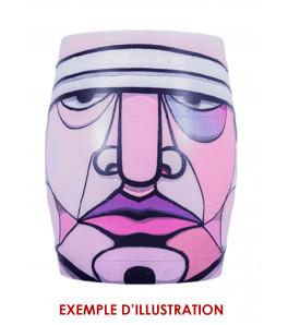 Le Benjamin Puech Haut rosé Bib'Arts 3 litres