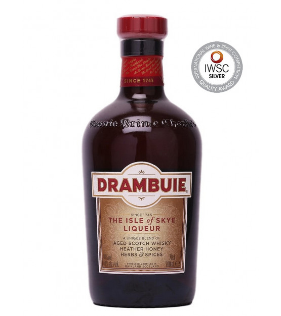 Drambuie scotch liqueur whisky