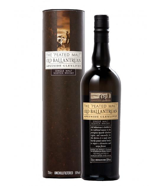 Old ballantruan single malt whisky speyside