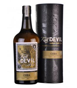 Kill devil cuba sancti spiritus distillery 17 ans rhum