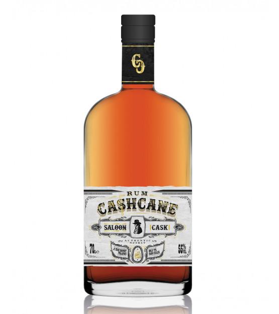 Cashcane extra old rum