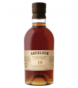 Aberlour 19 ans whisky single speyside sherry butt