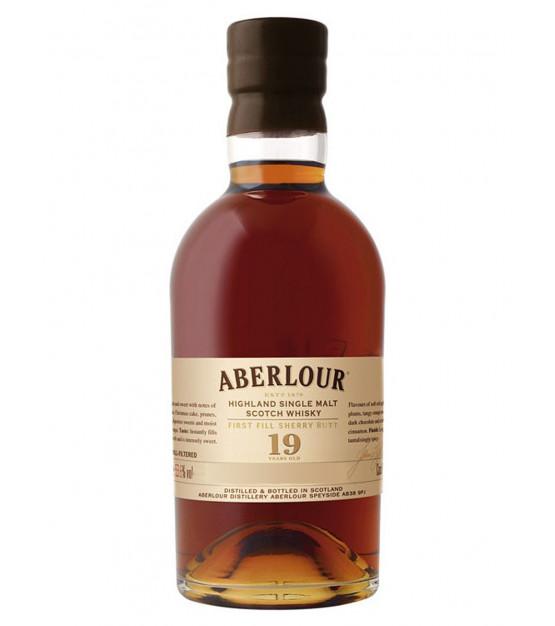 Aberlour 19 ans whisky single speyside sherry butt