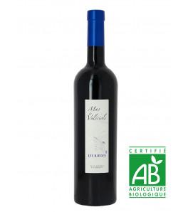 Mas de Valeriole les rieges rouge vin de pays des bouches du rhone