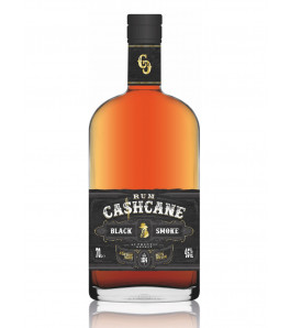 Cashcane Rum Black Smoke rum