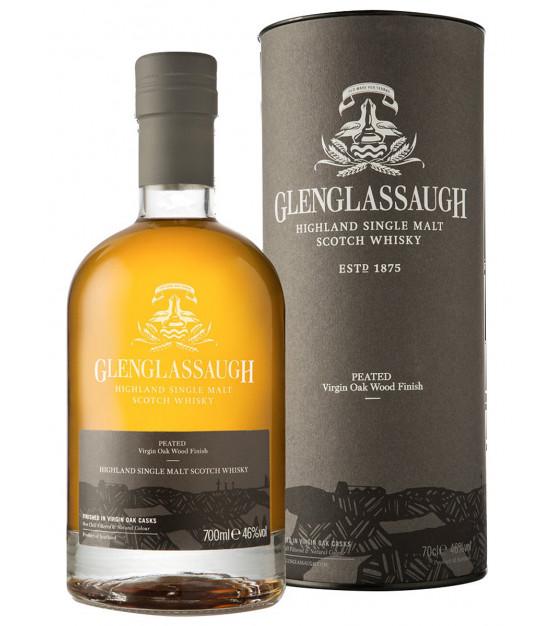 Glenglassaugh virgin oak finish highland single malt