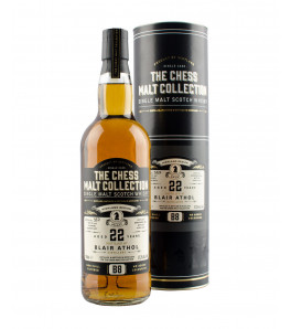 THE CHESS MALT COLLECTION - BLAIR ATHOL 1995 22YO