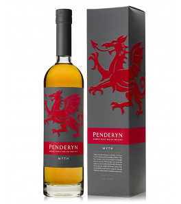 penderyn myth single malt whisky
