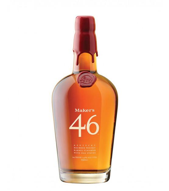 Maker's Mark 46 whisky bourbon