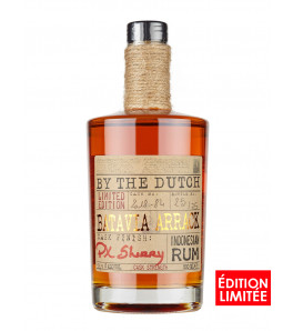 by the dutch batavia arrack sherry cask finish rhum indonesien