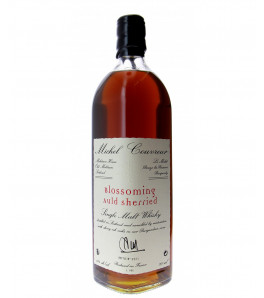 michel ouvreur whisky blossoming auld sherried single malt highland