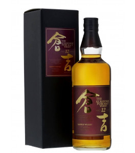 the kurayoshi malt sherry cask whisky japonais