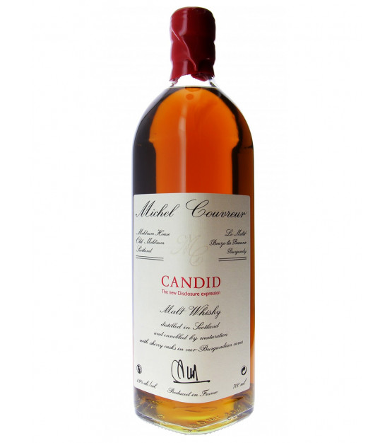 candid malt whsiky michel couvreur