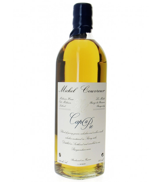 cap a pie malt whisky michel couvreur