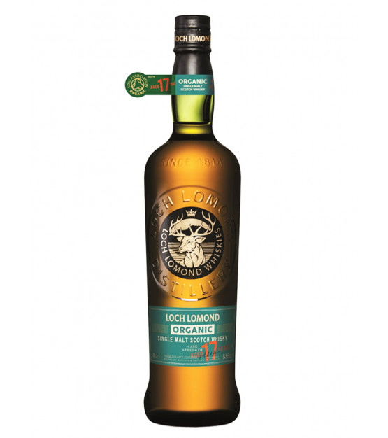 Loch Lomond 17 ans Organic Blended Whisky