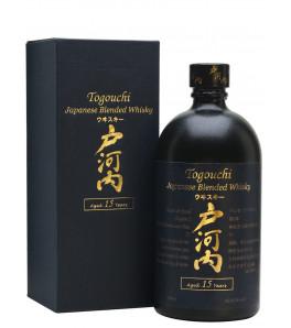 togouchi 15 ans whisky japonais