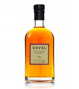 koval rye bourbon whiskey
