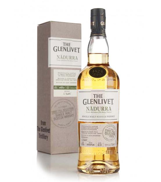 the glenlivet nadurra first fill single malt