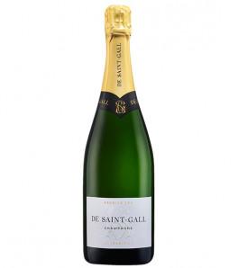 "De Saint-Gall ""Brut Tradition Premier Cru"" Champagne"