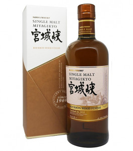 Miyagikyo bourbon finish whisky japonais