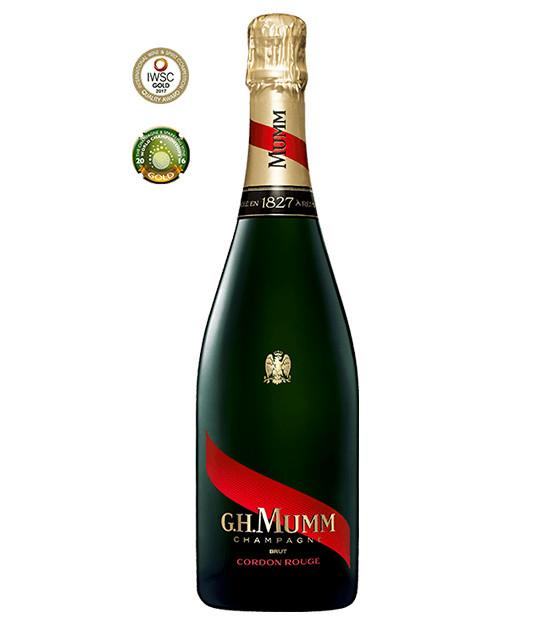 G.H Mumm - Mumm Cordon Rouge Champagne