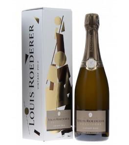 louis roederer champagne brut vintage 2012