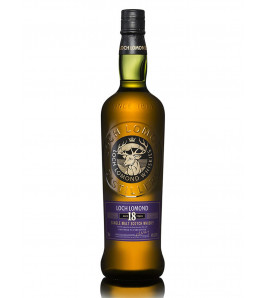 loch lomond 18 ans single malt whisky