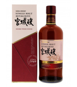 miyagikyo sherry finish whisky japonais