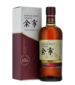 Yoichi sherry wood finish whisky japonais