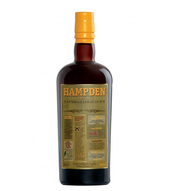 hampden estate rhum jamaique