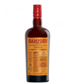 hampden estate overproof rhum jamaique