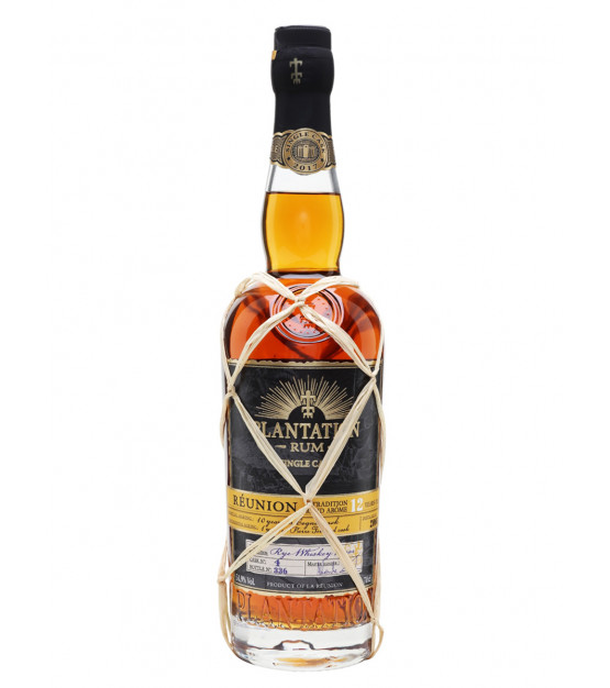 plantation rum reunion 12 ans rye finish