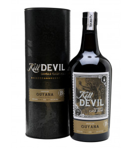 Kill devil gyuana 25 ans rhum