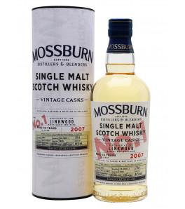 mossburn linkwood 10 ans whisky speyside
