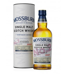 mossburn inchgower 10 ans whisky speyside