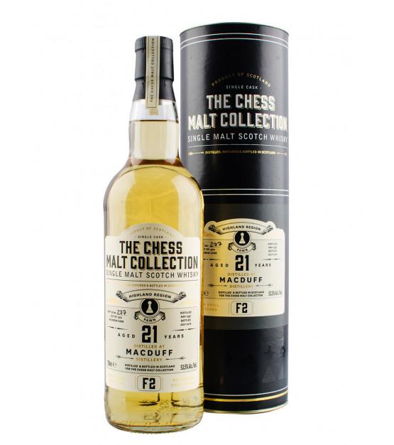 the chess malt collection - macduff 21 ans