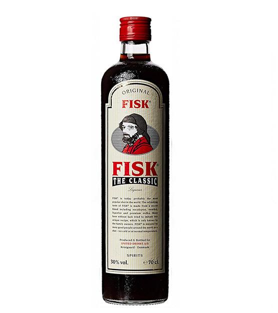 Fisk The Classic Liqueur Vodka