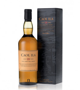 Caol Ila 18 ans Single Islay Malt Whisky 43%