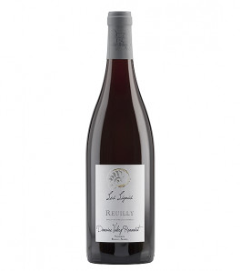 domaine valery renaudat les lignis reuilly rouge