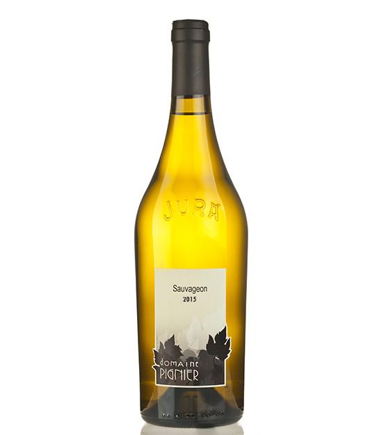 """Domaine Pignier """"Sauvageon"""" Côtes du Jura 2015"""