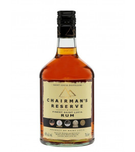 Chairman's Reserve rhum Sainte Lucie