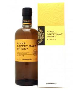 Nikka Coffey Malt Japanese Whisky Etui